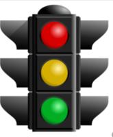 Solar Traffic Light45