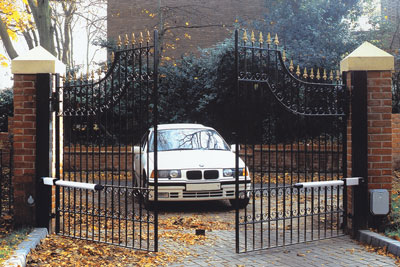Electric-Swinging-Gate