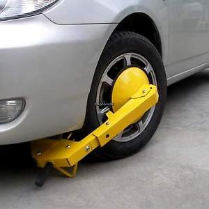 Parking Wheel Lock