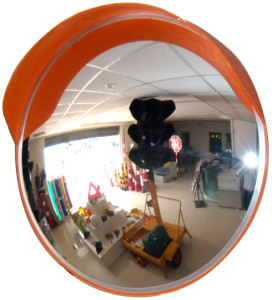 Safety Traffic Convex Mirror Nigeria