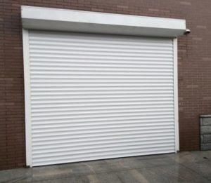 Automatic Roller Shutter Door