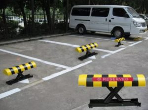 parking space protector