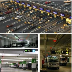 Parking Counting System