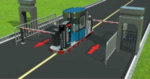 RFID Parking Management System