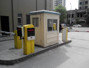 RFID Parking Management System
