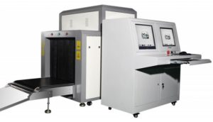 X-Ray Luggage Baggage Scanner