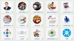 Hotel Management Software System