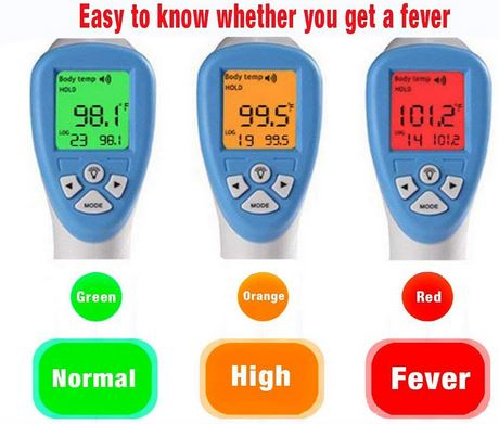 Non-Touch-Infrared-Thermometer